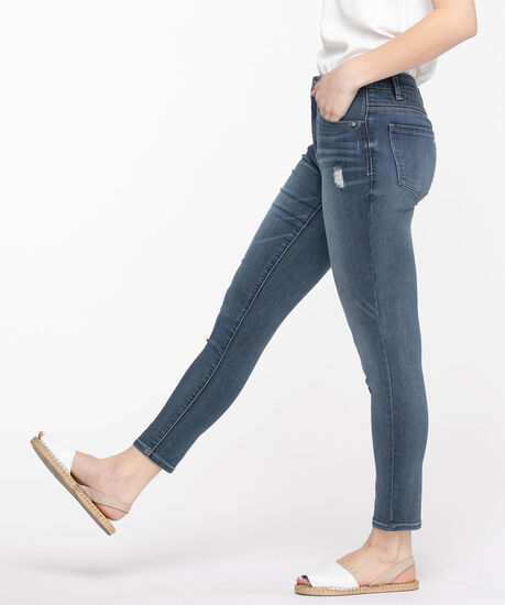 """Democracy """"Ab""""solution High Rise Jegging - Ankle, Mid Wash, hi-res"""