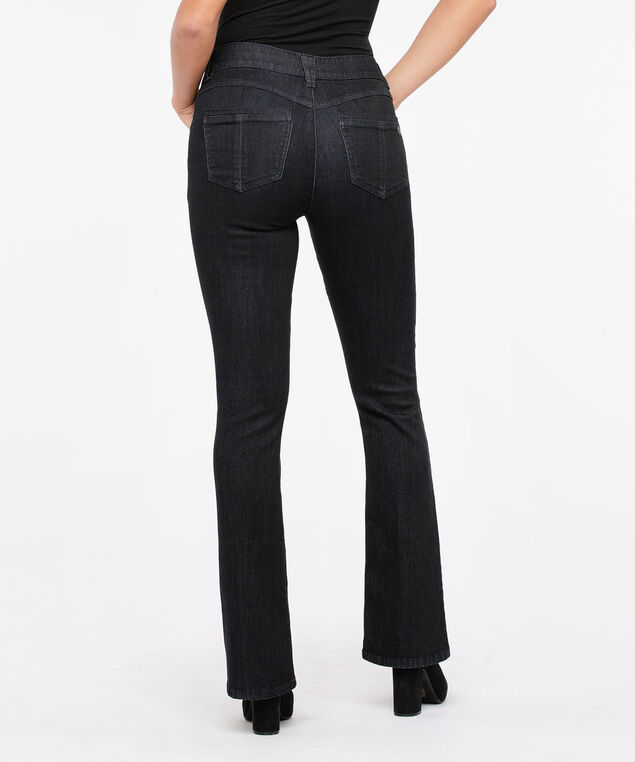 "Democracy ""AB""solution Itty Bitty Bootcut , Dark Blue"