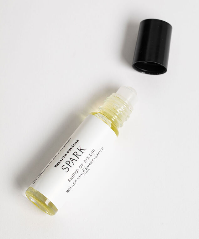 Prairie Potions Therapeutic Oil Roller, Spark