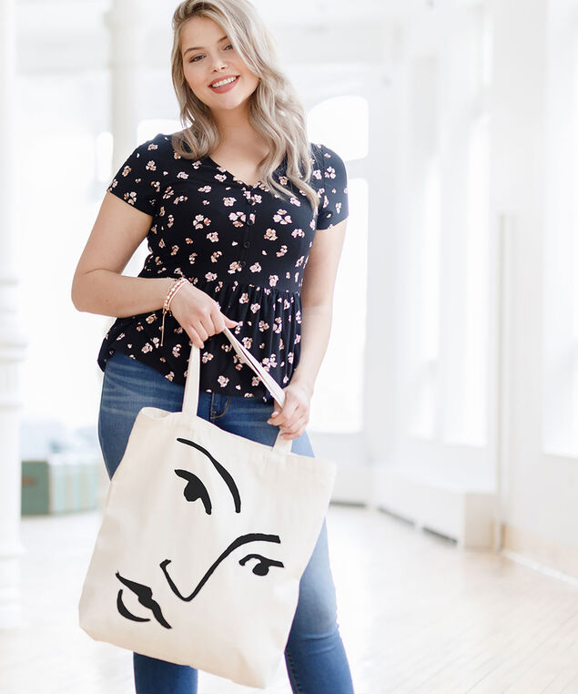 Limited Edition Tote, Natural, hi-res