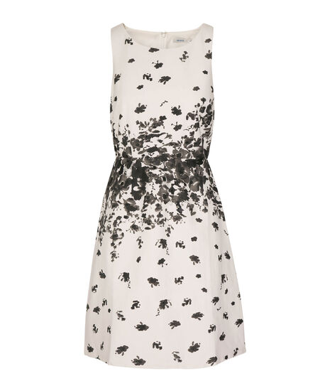 Floral Fit &Amp; Flare Dress by Ricki's