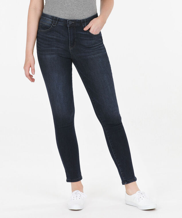 "Democracy ""AB""solution High Rise Jegging, Dark Blue, hi-res"