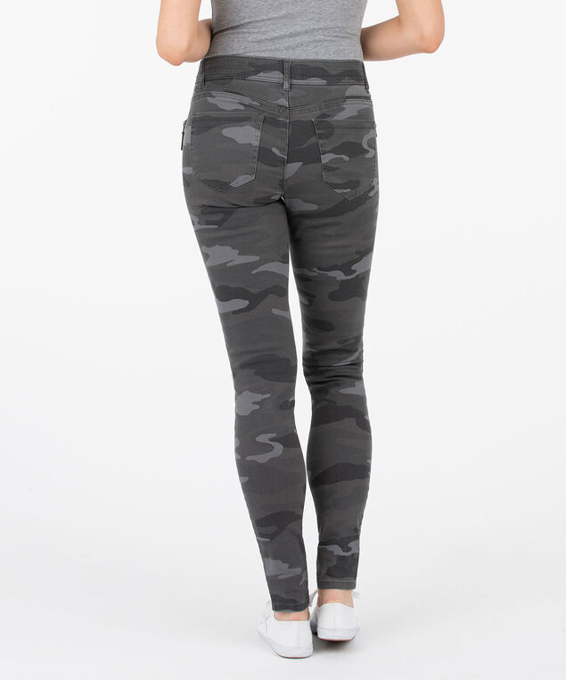 "Democracy ""AB""solution Camo Jegging, Charcoal/Light Grey/Dark Grey, hi-res"