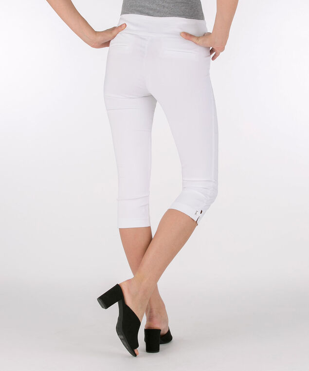 Side-Tab Microtwill Capri, True White, hi-res