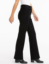 Luxe Ponte Bootcut Pant