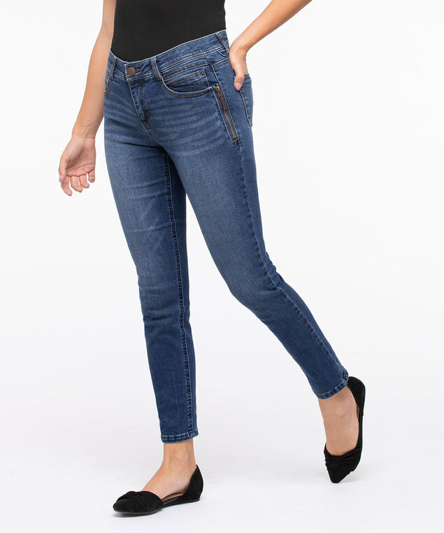 "Democracy ""Ab""solution Vintage Skinny Jean, Mid Wash, hi-res"