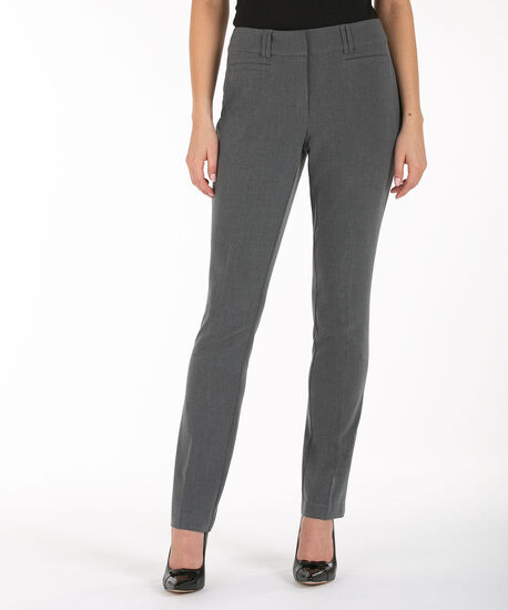 Tri-Blend Straight Leg - Long, Heather Grey, hi-res