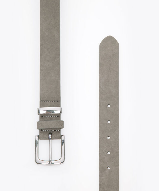 Essential Pant Belt, Grey, hi-res