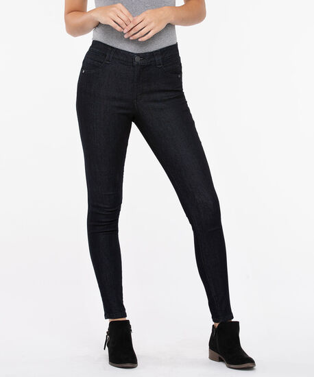 """Democracy """"Ab""""solution High Rise Booty Lift Jegging, Dark Blue, hi-res"""