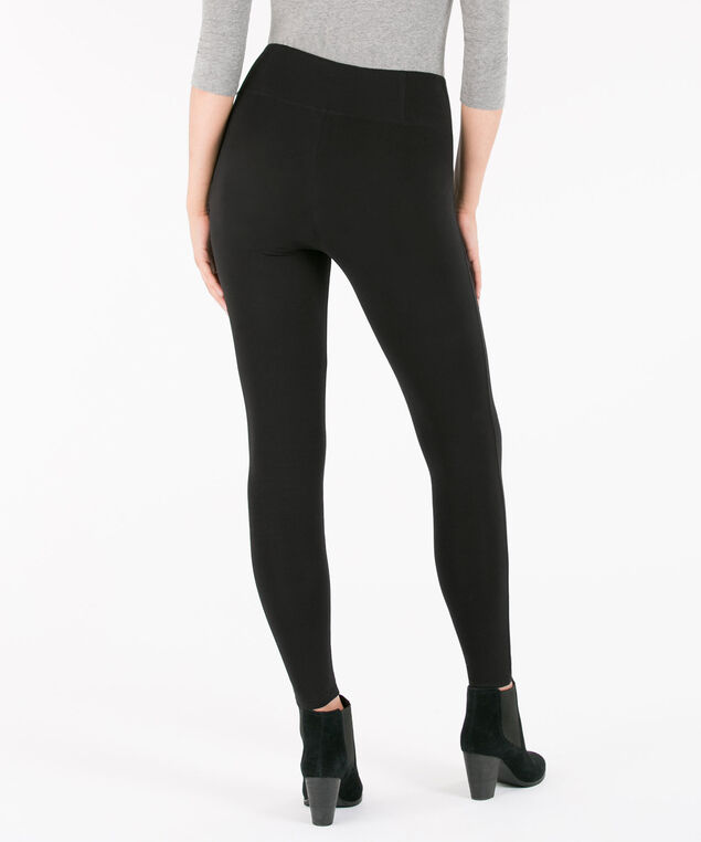 Knit Legging, Black, hi-res