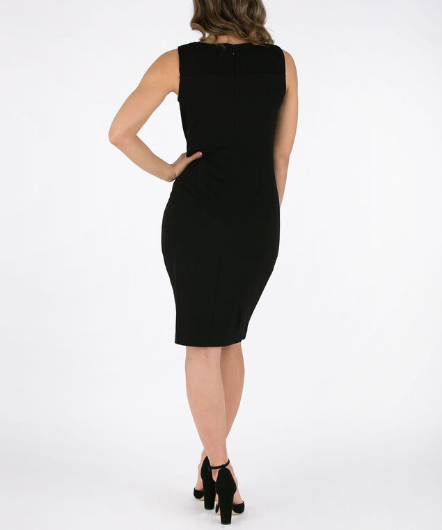 6178edcf5856 Sunburst Seamed Sheath Dress