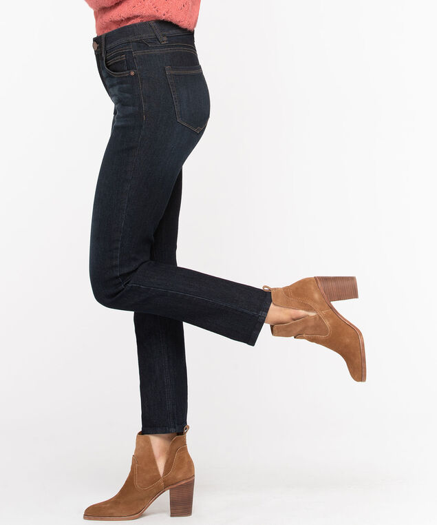 "Democracy ""Ab""solution Vintage Skinny Dark Wash, Dark Wash, hi-res"