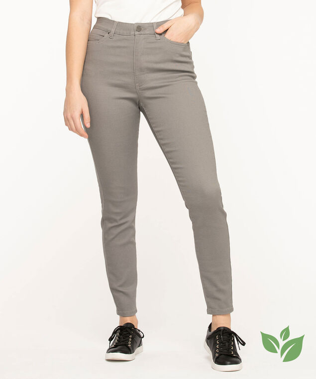 Eco-Friendly Skinny Leg Jean, Frost Grey