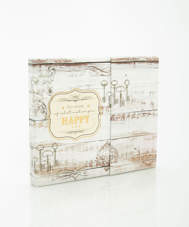 Shabby Chic Weekly Organizer, Pearl/Gold, hi-res