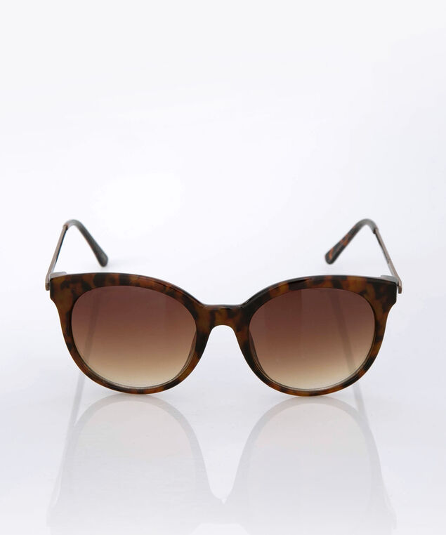 Wayfair Sunglasses, Brown, hi-res
