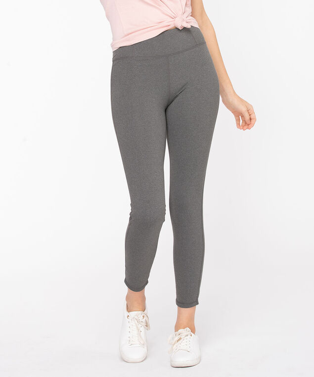 High Waist Yoga Legging, Grey