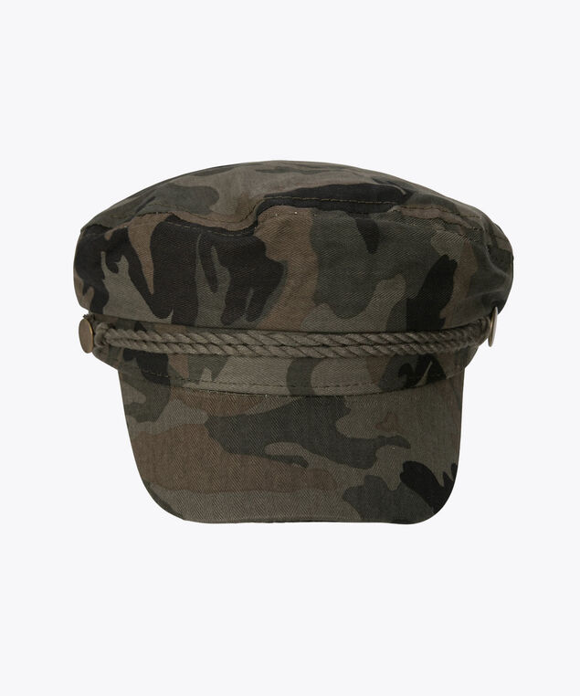 Braided Camo Cap, Camo, hi-res