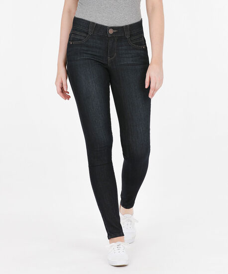 "Democracy ""AB""solution Booty Lift Jegging X-Long, Dark Wash, hi-res"