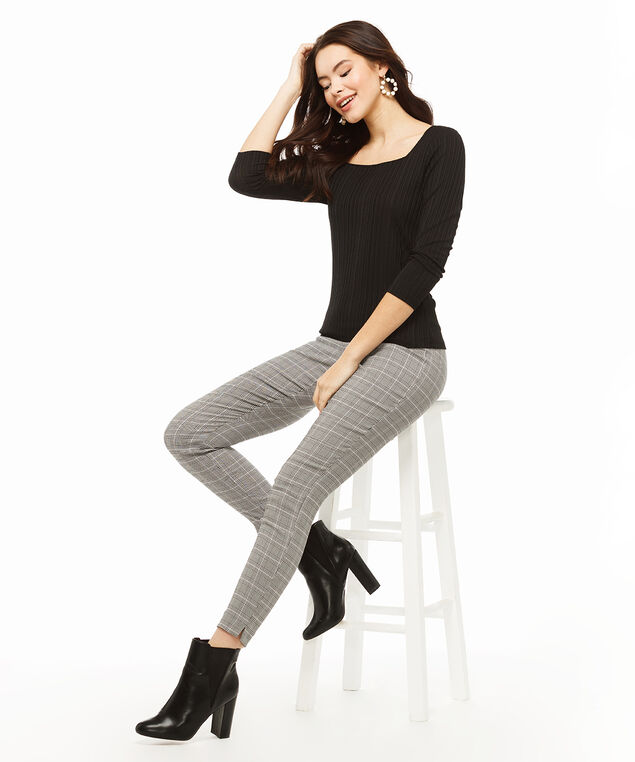The Square Neck Top, , hi-res
