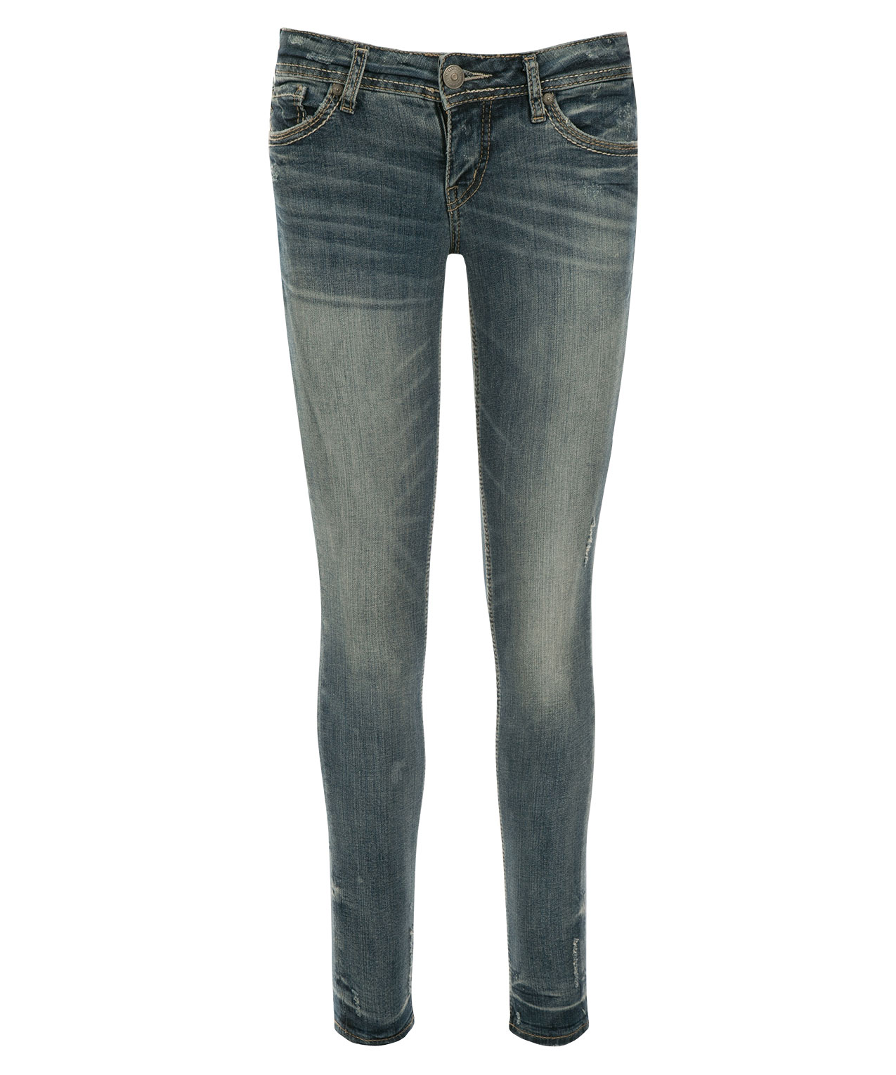 DENIM - Denim trousers Silver Jeans Co Buy Cheap Really 84Etu8