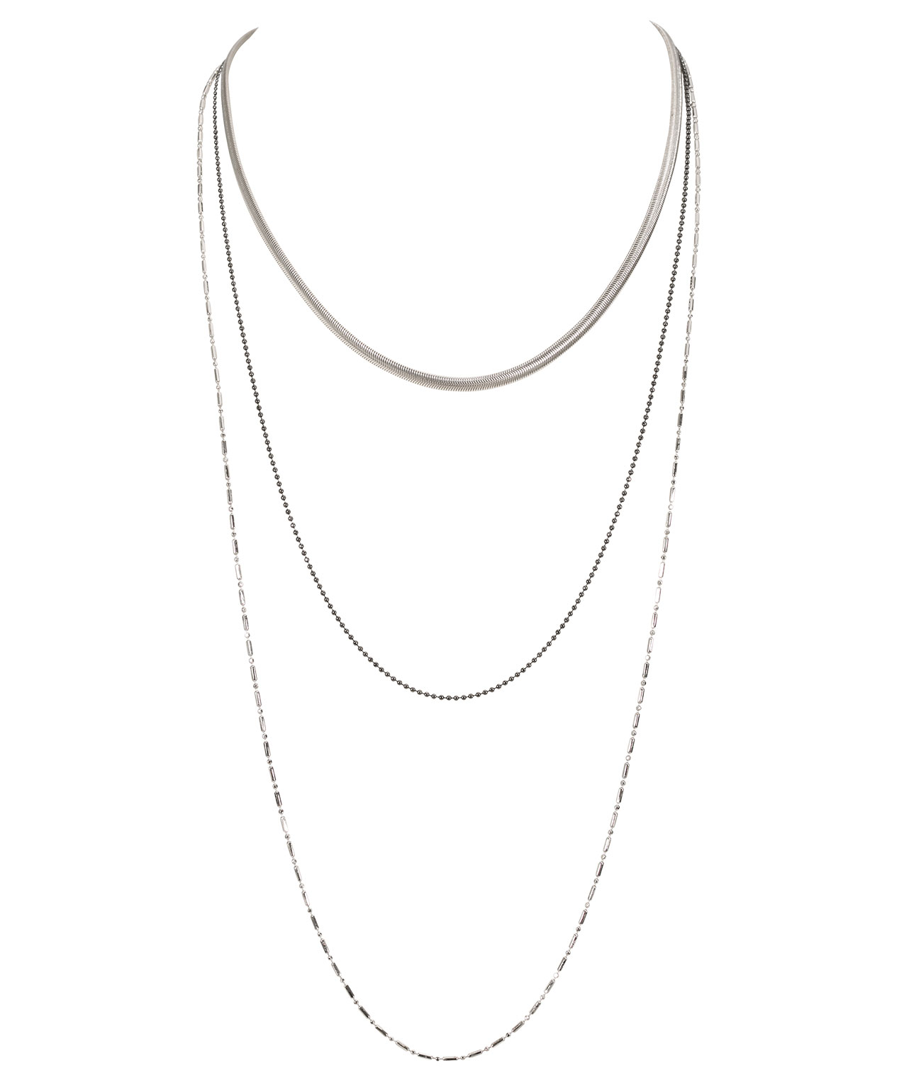Simple Chain Necklace | Rickis