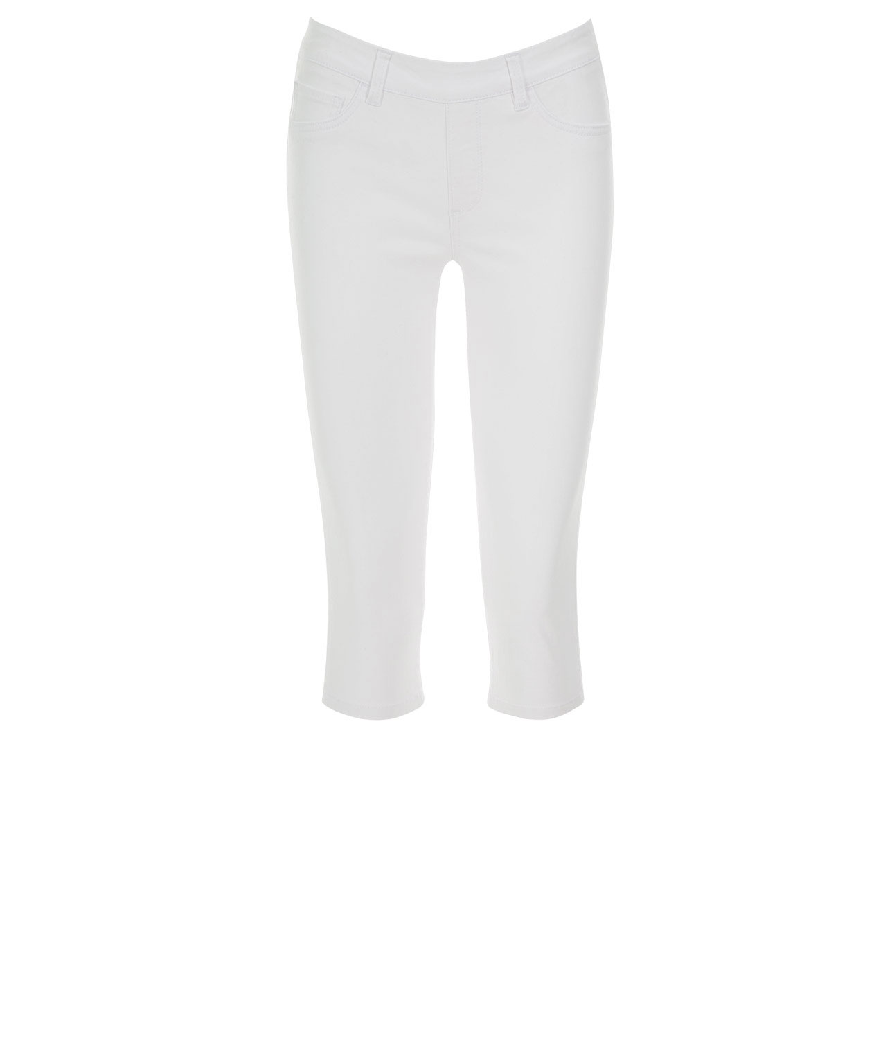 Ultimate Power Stretch Jegging Capri | Rickis