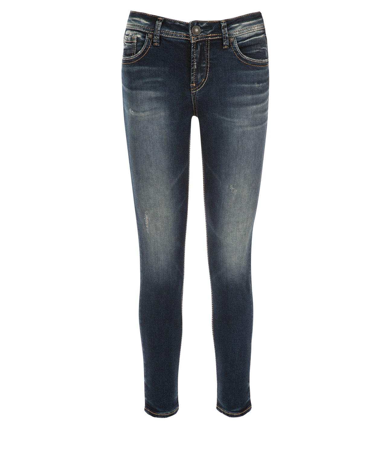 Silver Jeans Co. Avery Ankle Jean | Rickis