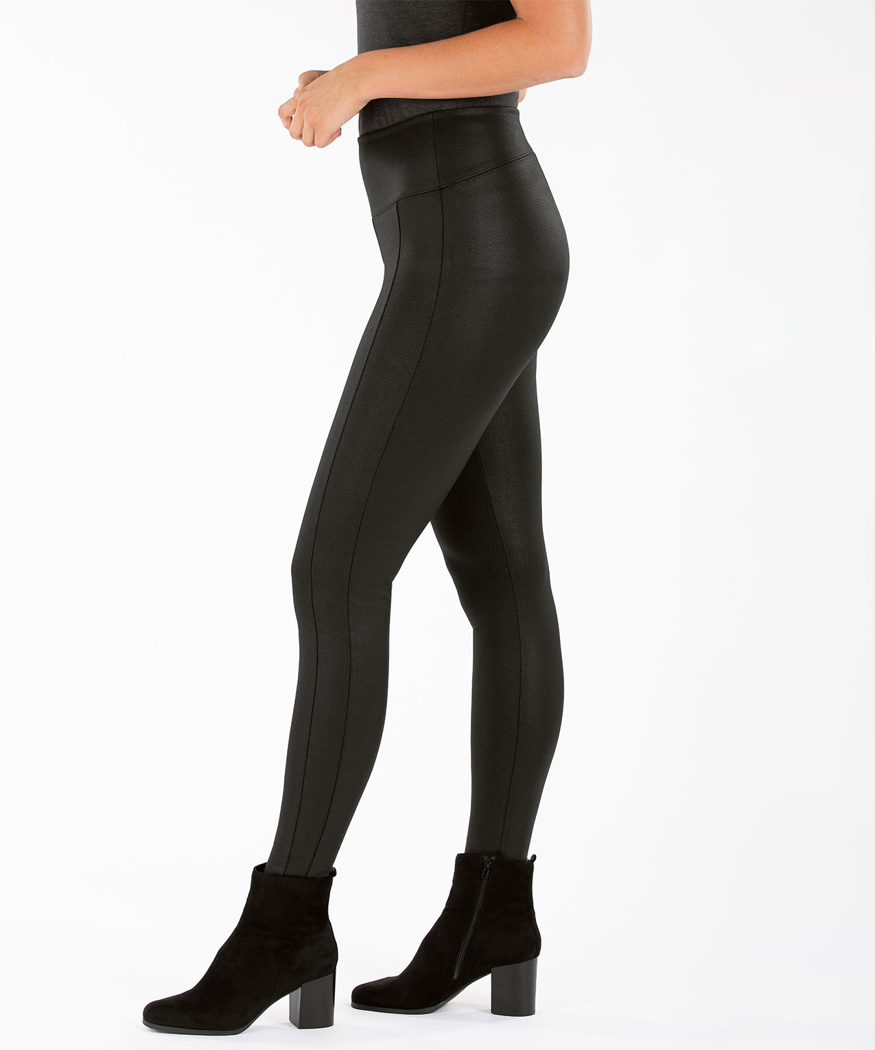 9a6826840263f ... Luxe Ponte Legging, Black Pattern, hi-res ...