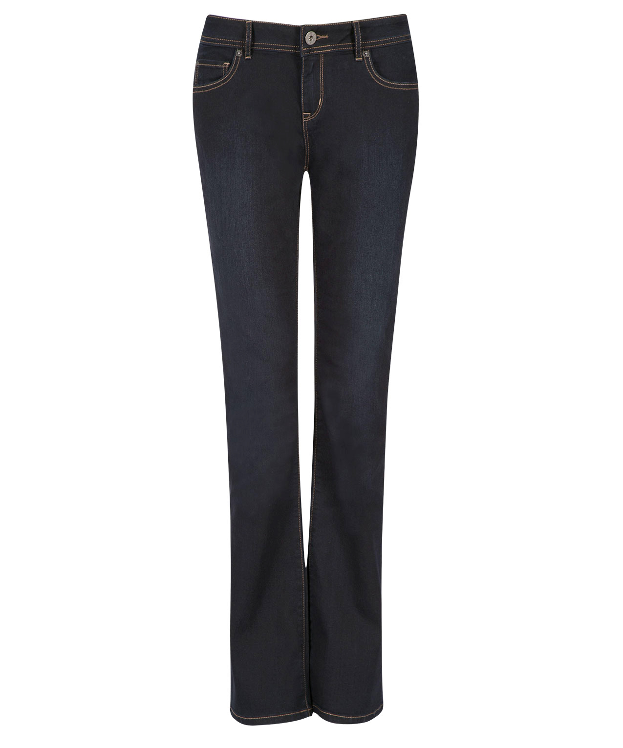 Claire Power Stretch Barely Bootcut Jean | Rickis