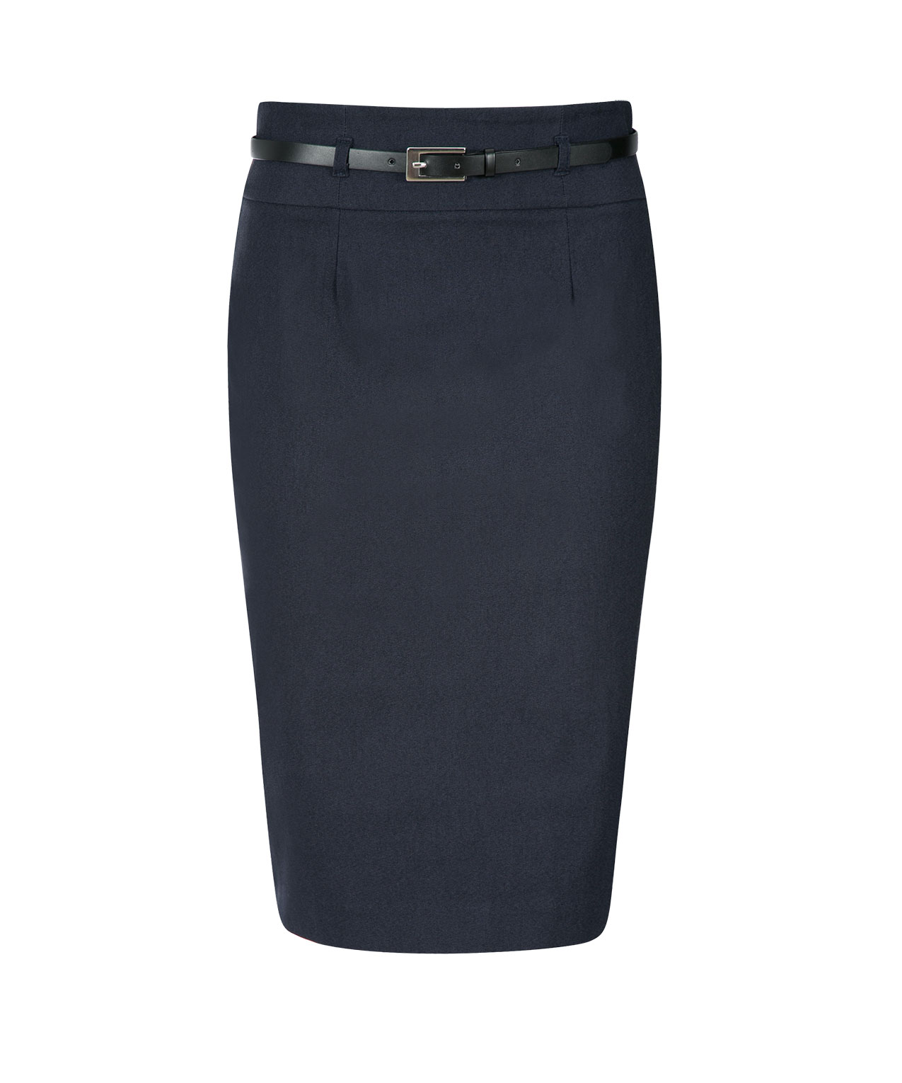 Belted High Waisted Pencil Skirt | Rickis