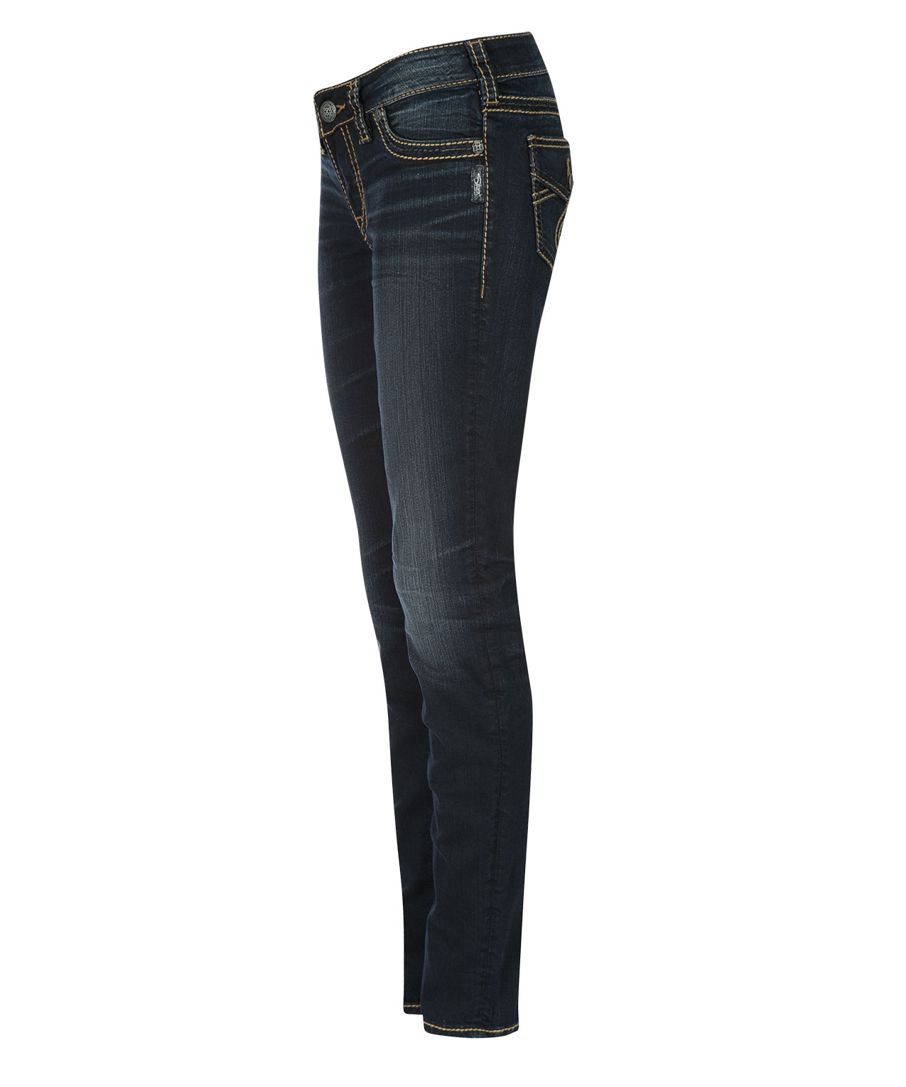 Silver Jeans Co. Suki Flap Pocket Super Skinny Jean | Rickis