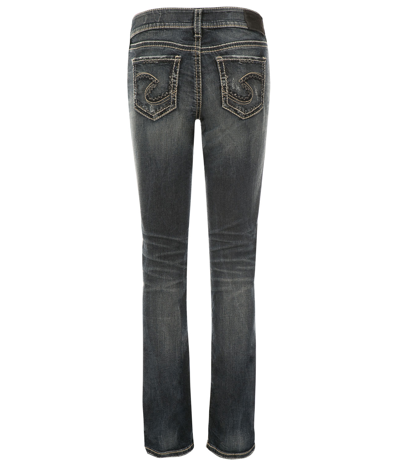 Silver Jeans Co. Suki Straight Jean | Rickis