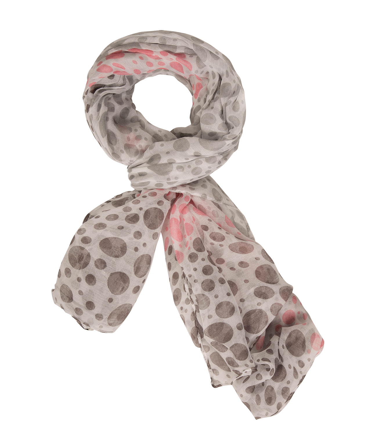 0922ccc18ee7 Ombre Dot Oblong Scarf