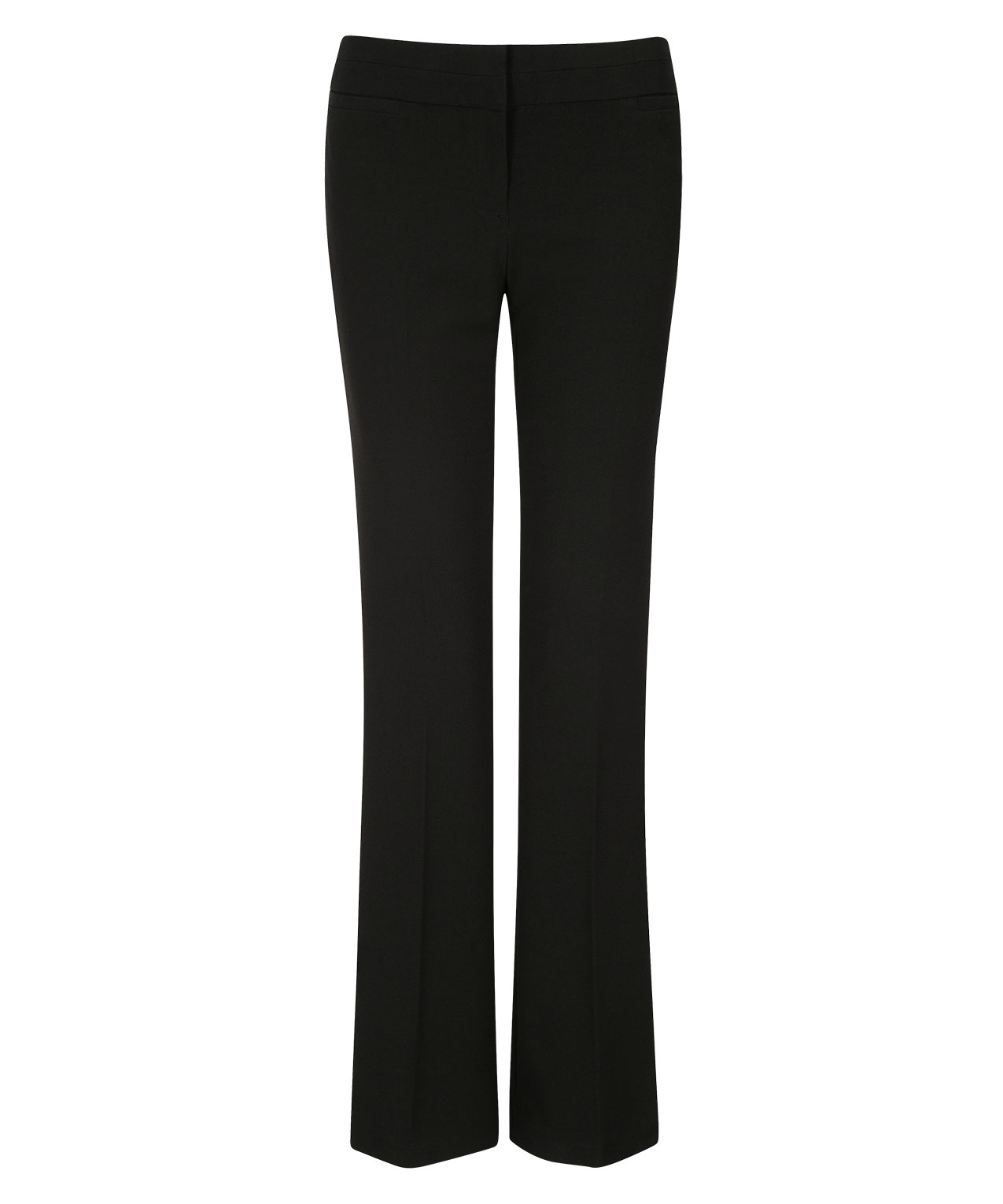 49a121266 Straight Fit Classic Bootcut Pant, Black, hi-res
