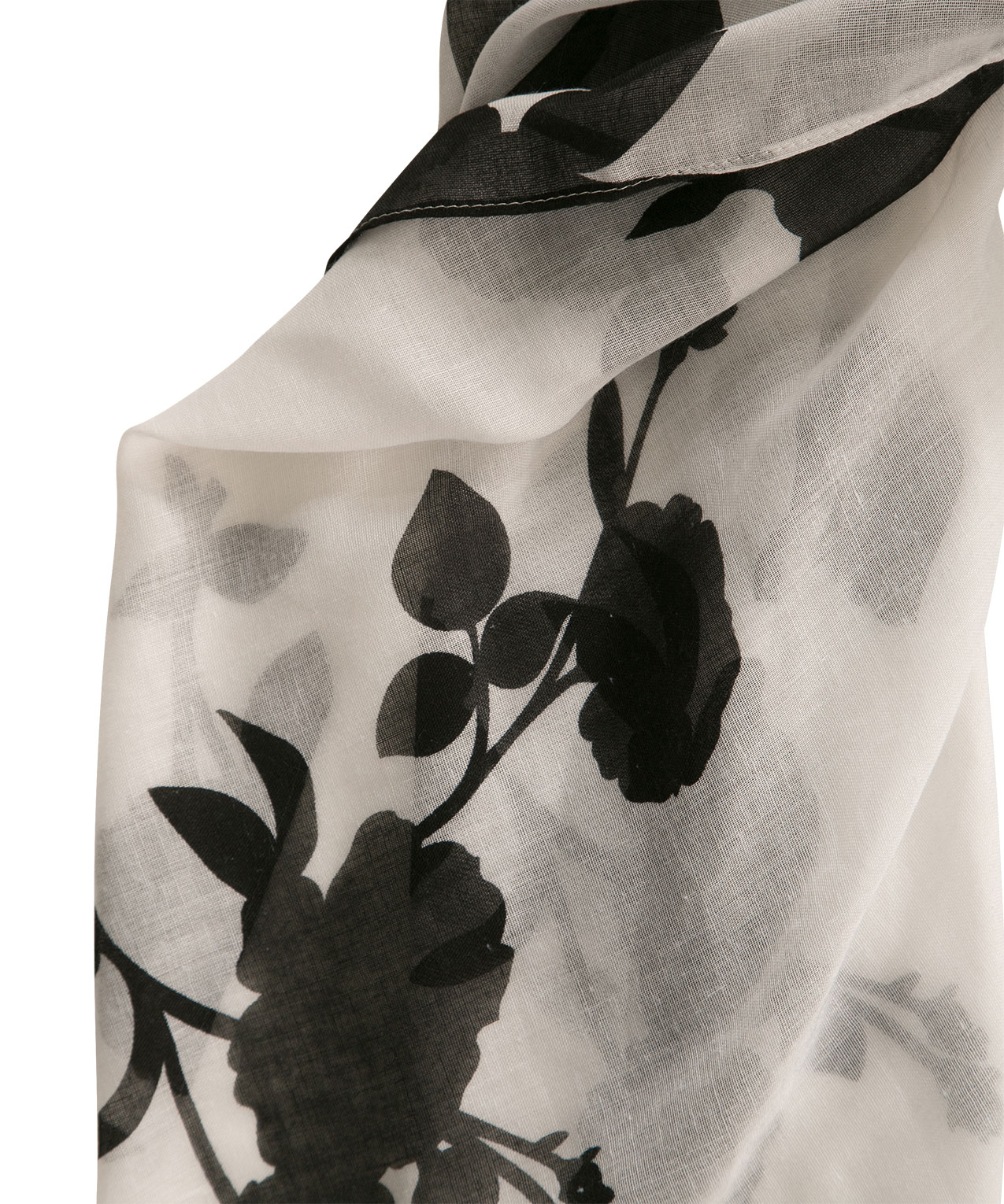 Graphic Floral Scarf | Rickis