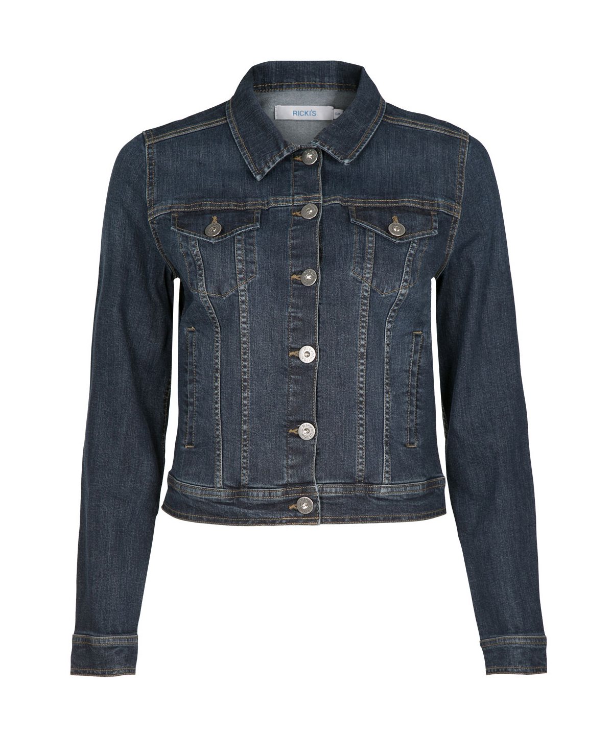 Dark Wash Jean Jacket | Rickis