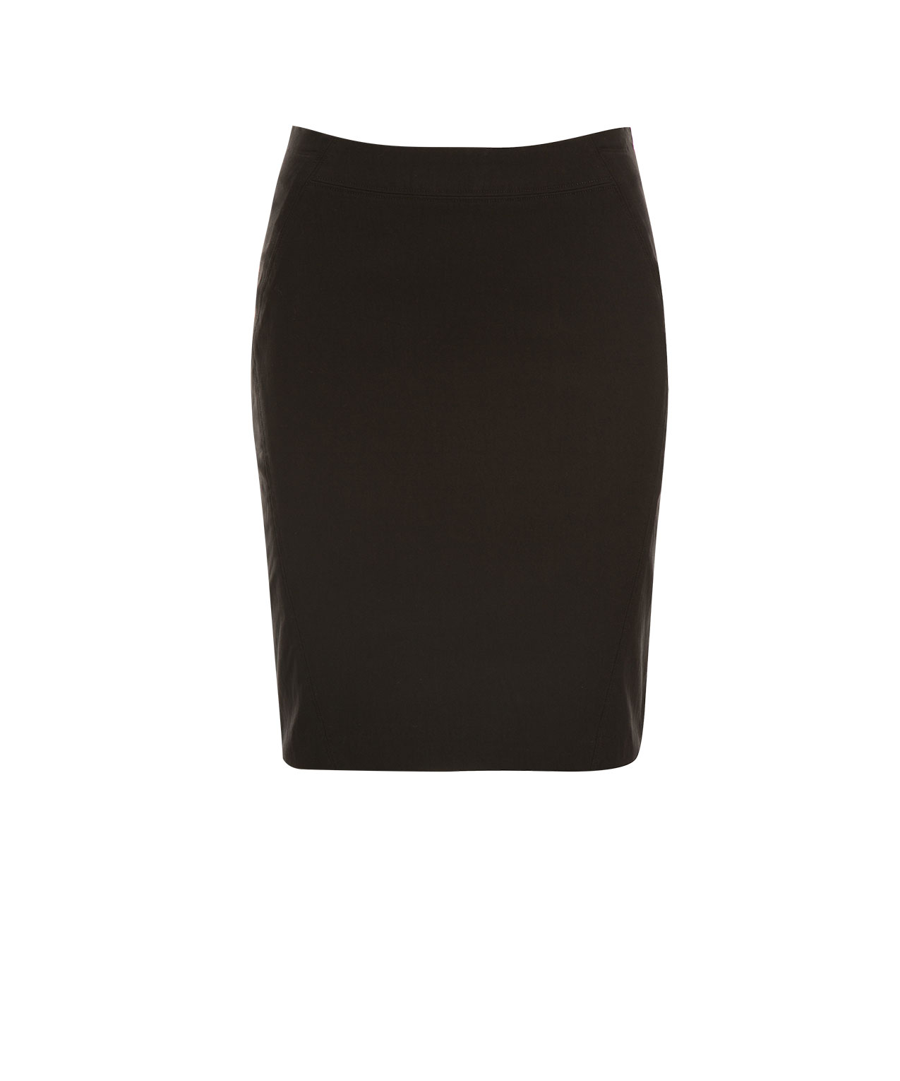 Pull On Pencil Skirt - Short | Rickis