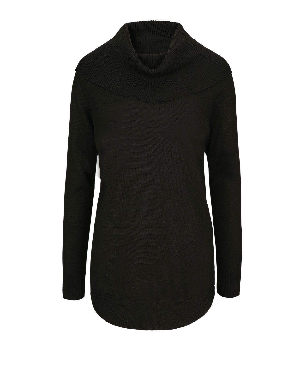 Cowl Tunic Sweater | Rickis