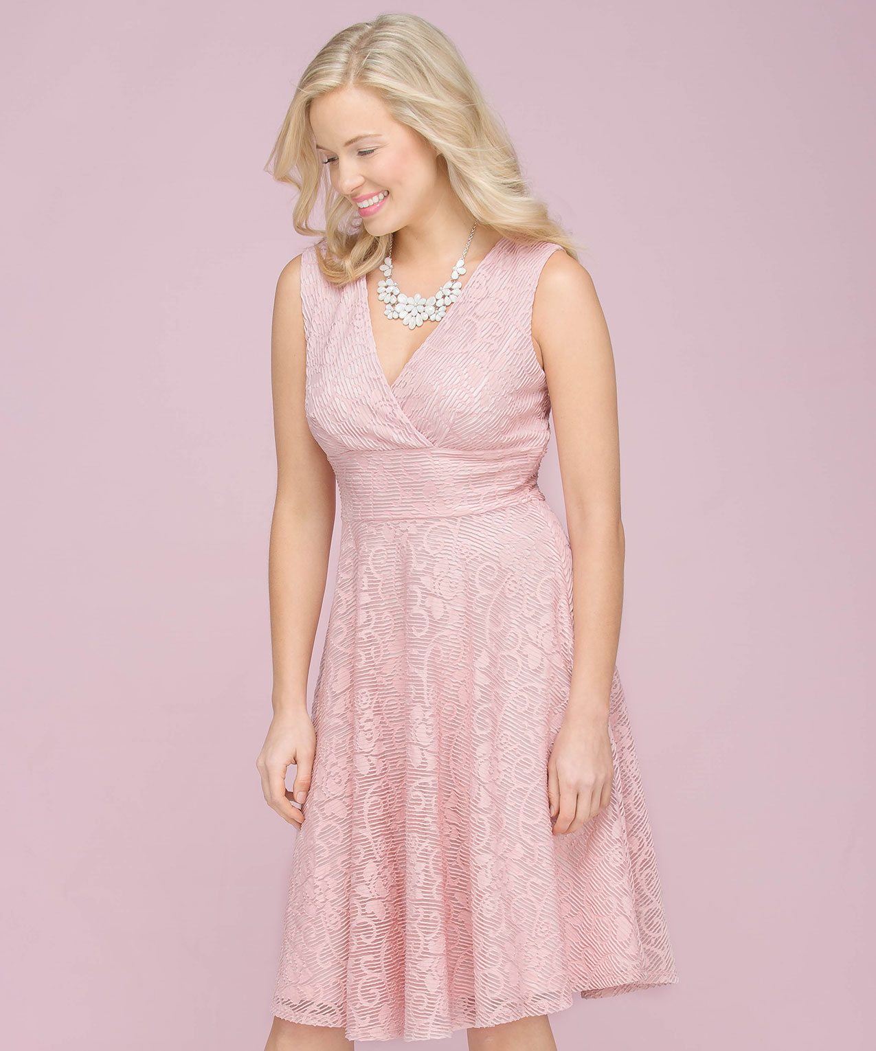 Pretty In Pink Dress | Rickis