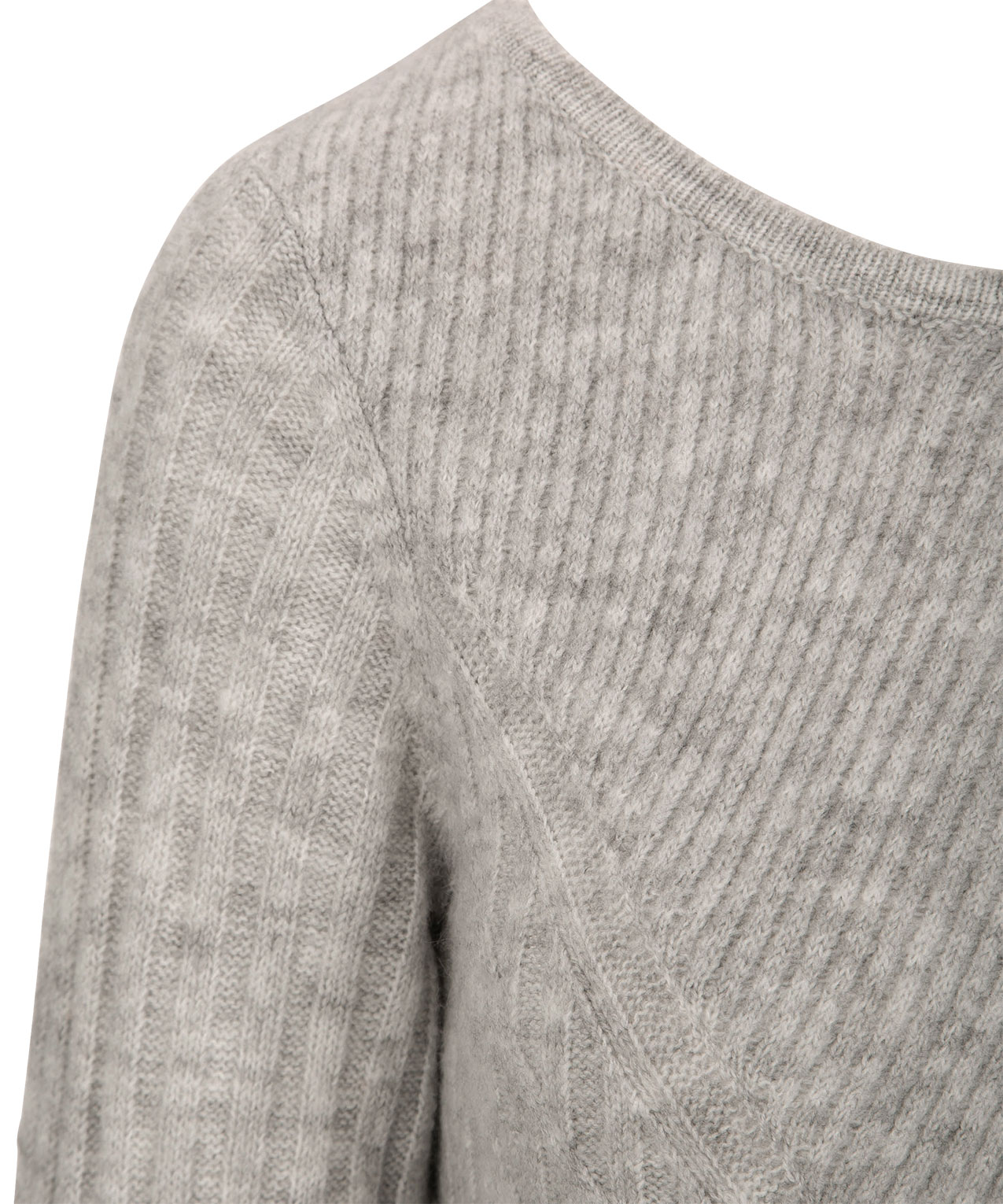 8de6db3f7ec ... Plush Cable Knit Pullover