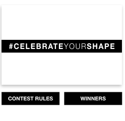 Celebrate Your Shape Contest