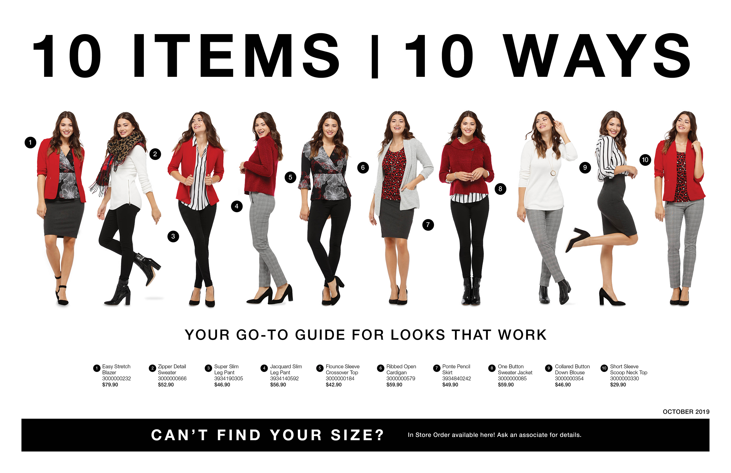 Download 10 items 10 ways