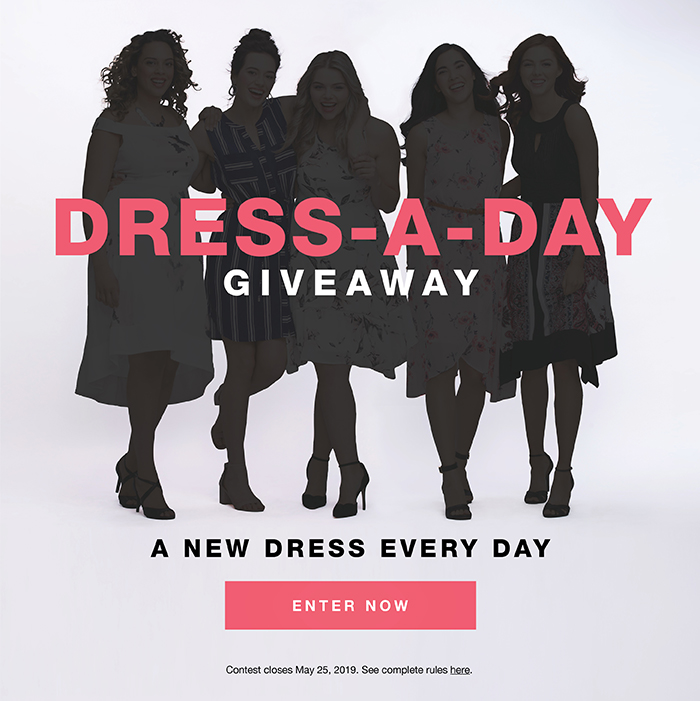 Dress a Day Contest